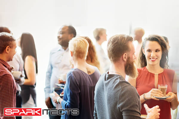 Sparkitects :: Attending Networking Events? Try These Helpful Tips for Success