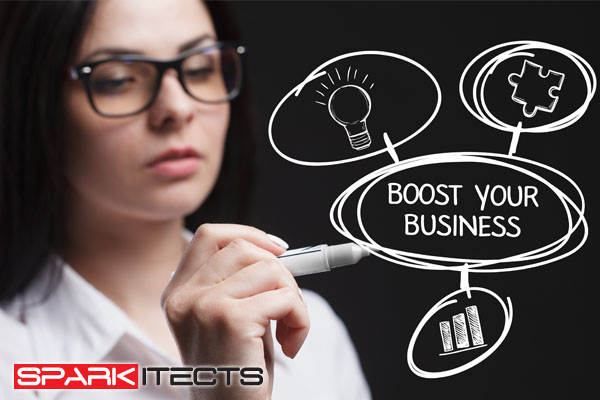 sparkitects-blog-working-on-your-business-not-in-it